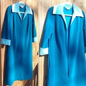 Vintage Vanity Fair Robe Dressing Gown Size 12